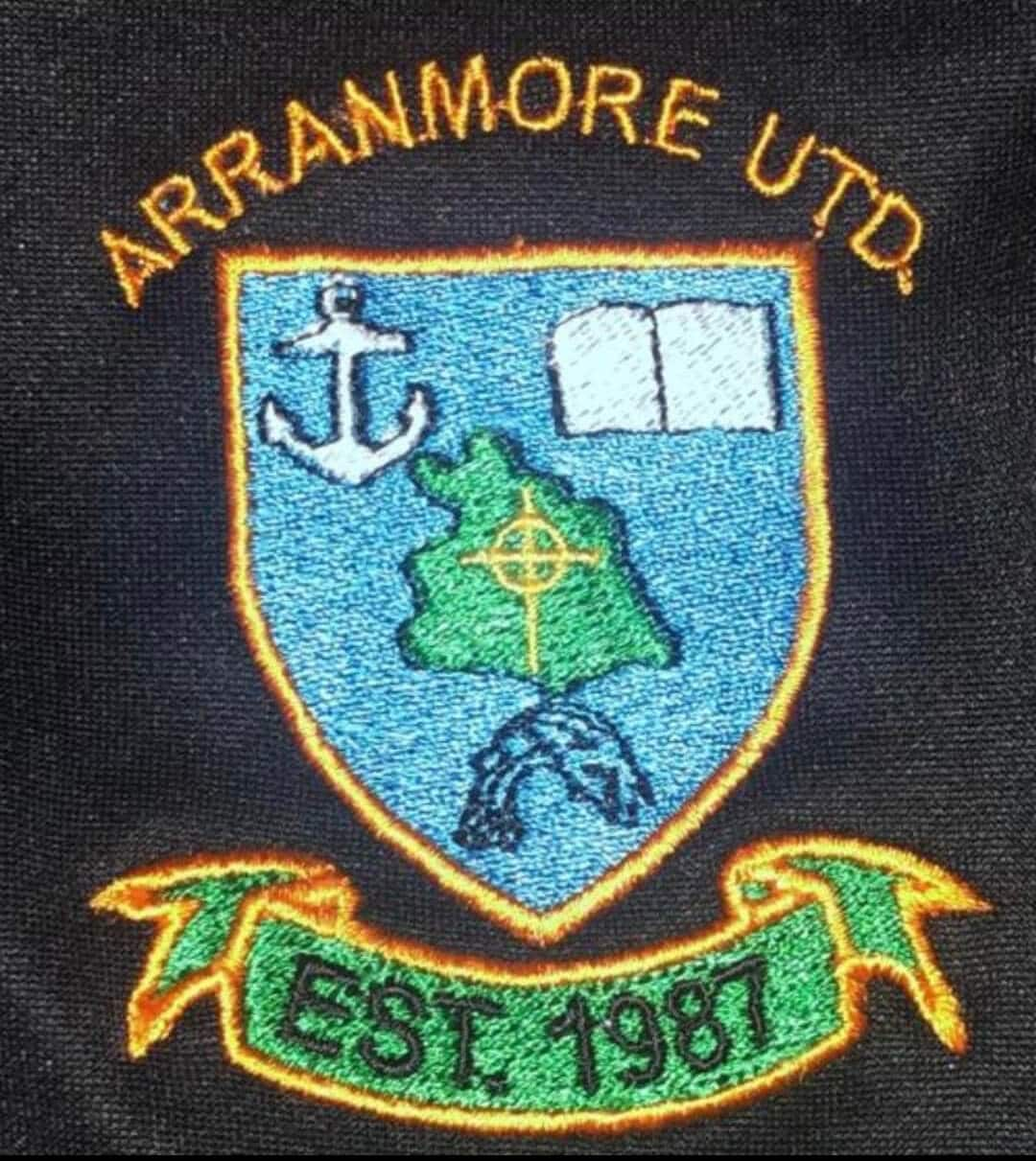 The old Arranmore Logo